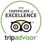 2016 Certificate of Excellence | tripadvisor