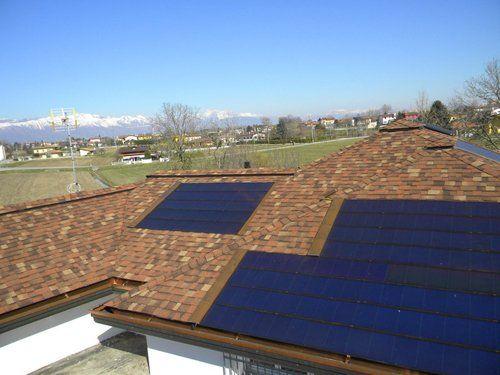 coperture tetti con pannelli solari