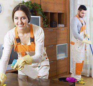 Move Out Cleaning Services Charleston, SC