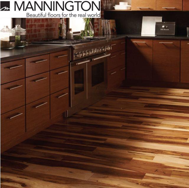 Mannington hardwood