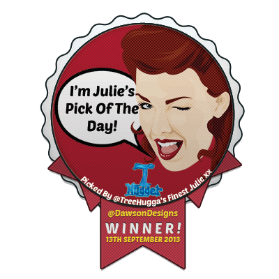 Julie's Pick Of The Day logo