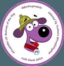 purple biz logo