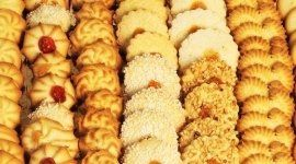 pasticcini al cocco, pasticcini con marmellata, cabaret di paste secche
