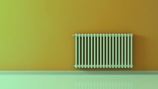 Central heating system in Preston