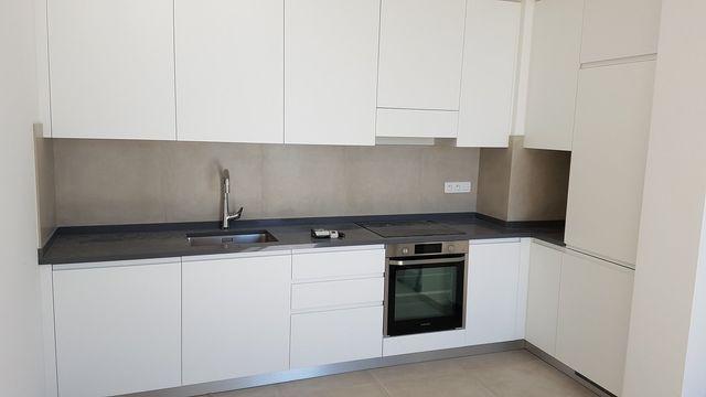bancone di cucina moderna