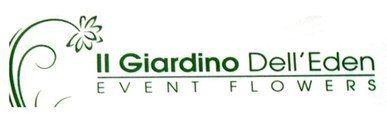 IL GIARDINO DELL'EDEN EVENT FLOWERS  logo