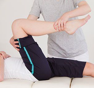Professional physiotherapist
