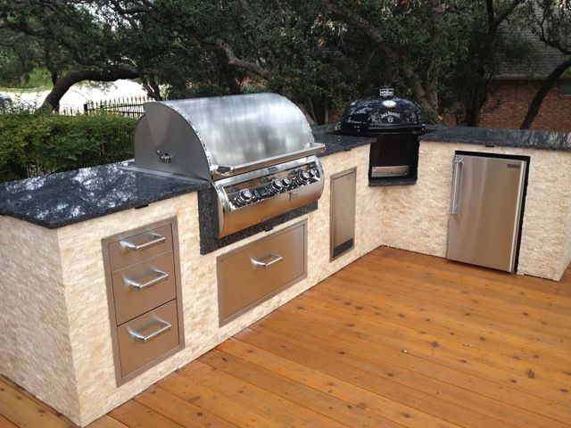 Outdoor Kitchens San Antonio, TX