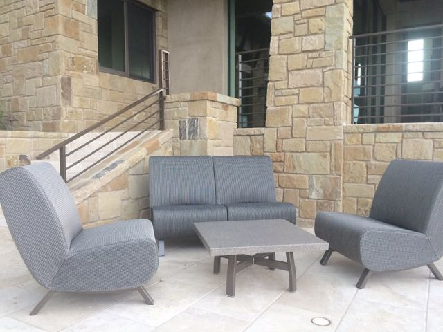 Patio Furniture  Cozy Outdoor Escapes of San Antonio TX
