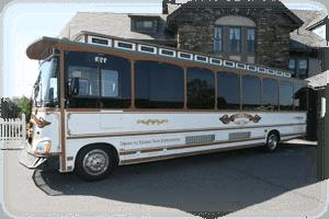 trolley limo boston