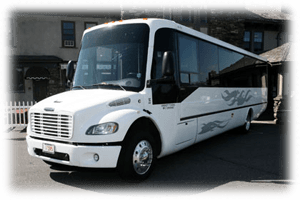 party bus rental boston