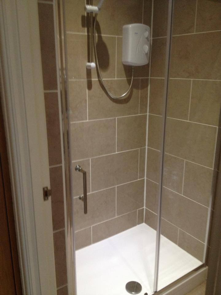 Shower repair and installations