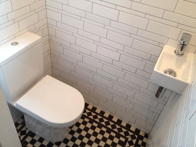 Toilet fitters