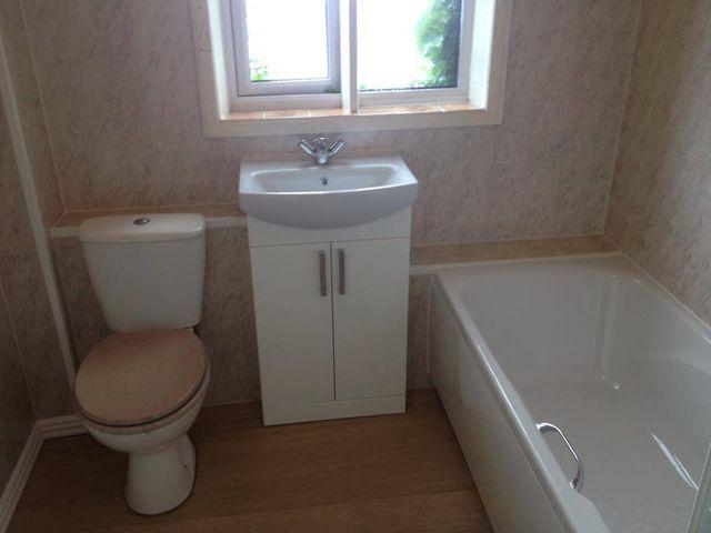 Affordable bathroom installations