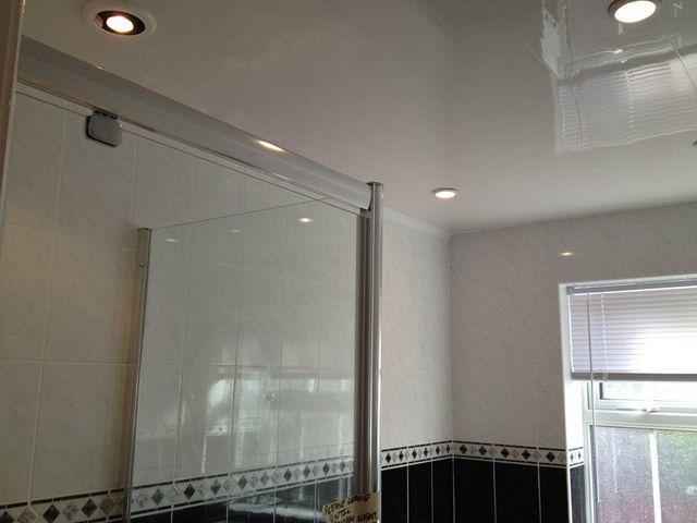 Excellent bathroom repairs