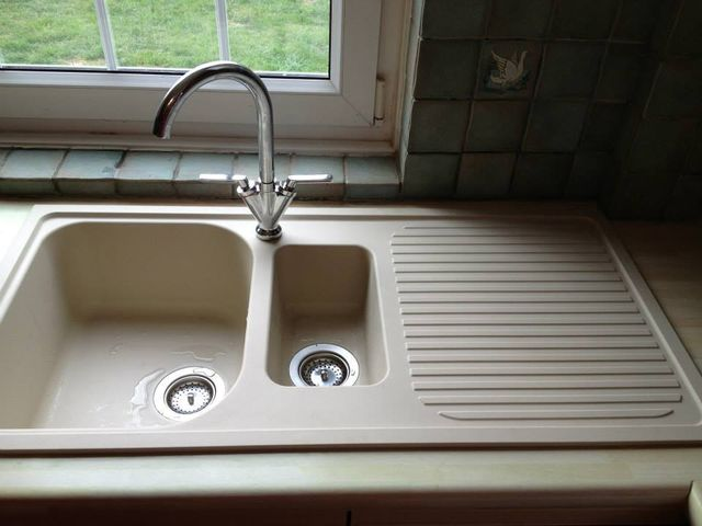 Wash basin replacement