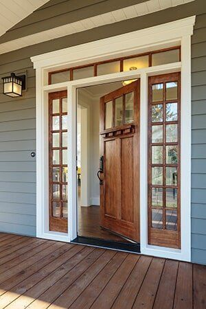 Home Doors Services In Toledo Oh Seagate Roofing
