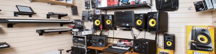 Home recording kit