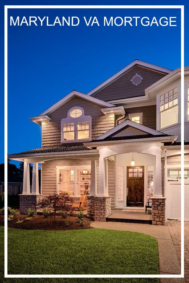 Maryland VA Mortgage
