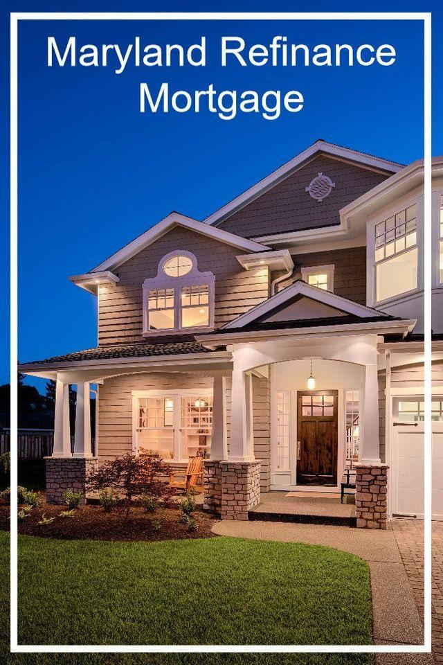 Maryland FHA Mortgage