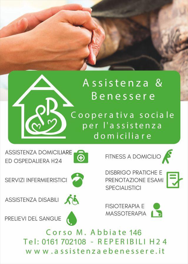 pubblicita Assistenza & Benessere