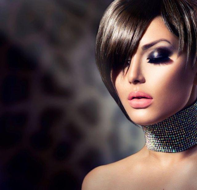 female hairdressing