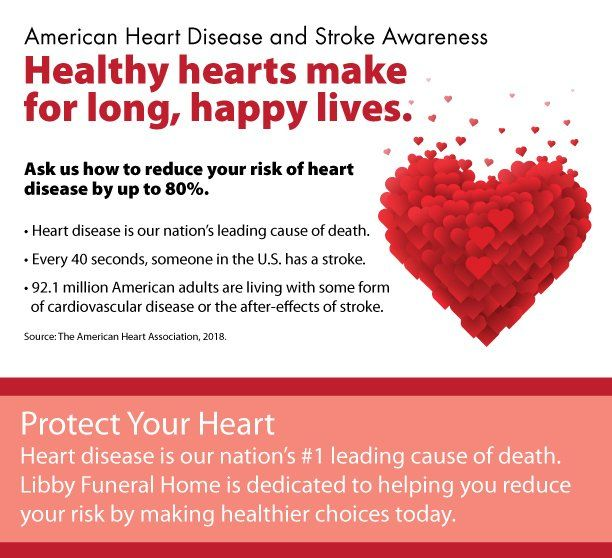 Libby's Heart Disease and Stroke Prevention