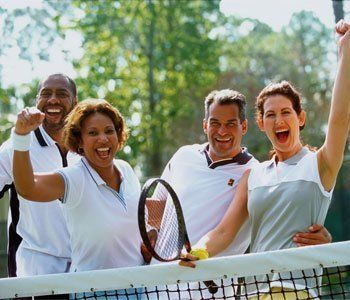 Adult Tennis Lessons Stamford, CT