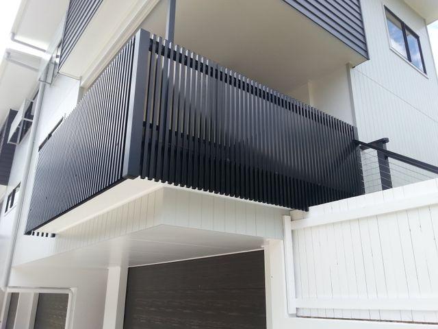 Custom installed balustrades