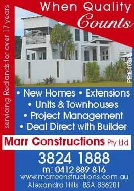 Marr Constructions