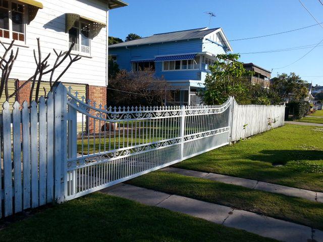 Custom designed and fabricated gates