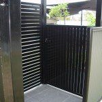 s104 Custom fabricated single gate