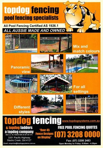 topdog fence styles