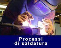 Certificazioni Processi di saldatura