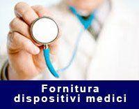Certificazione Fornitura dispositivi medici