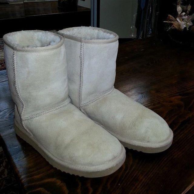 pulizia scarpe
