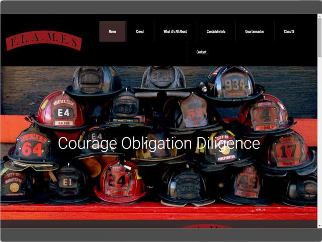 Web design in Gwinnett preview of multiscreen website