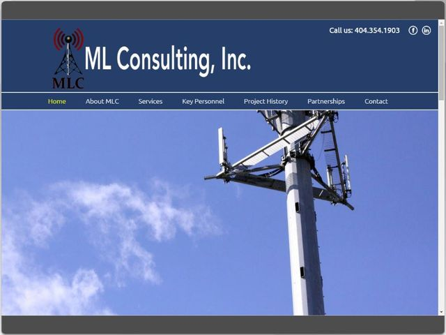 ML consulting-responsive web design preview-Gwinnett