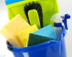 Strumenti per pulizie professionali