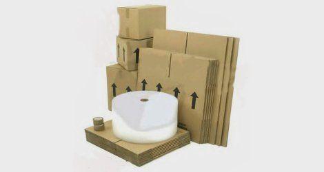 cardboard sheets