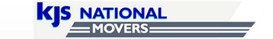 KJS National Movers logo