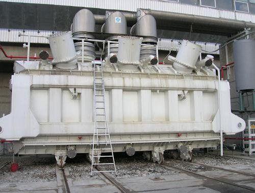 PCB dehalogenation - Turin - Sea Marconi Technologies
