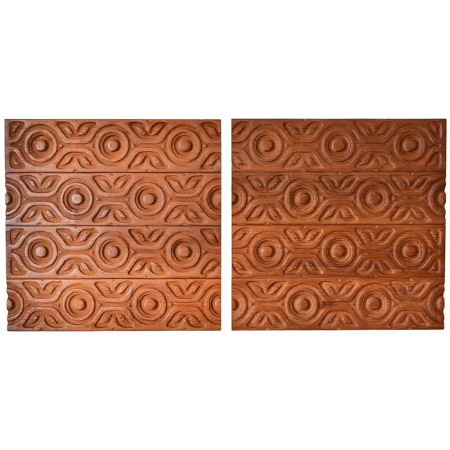 Sherrill Broudy for Panelcarve Wall Hangings