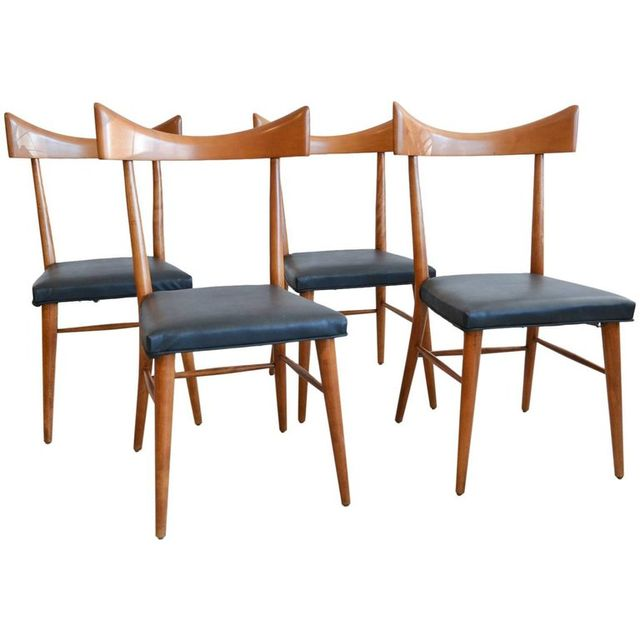 Paul McCobb Dining Chairs, Model 1534, ca. 1955