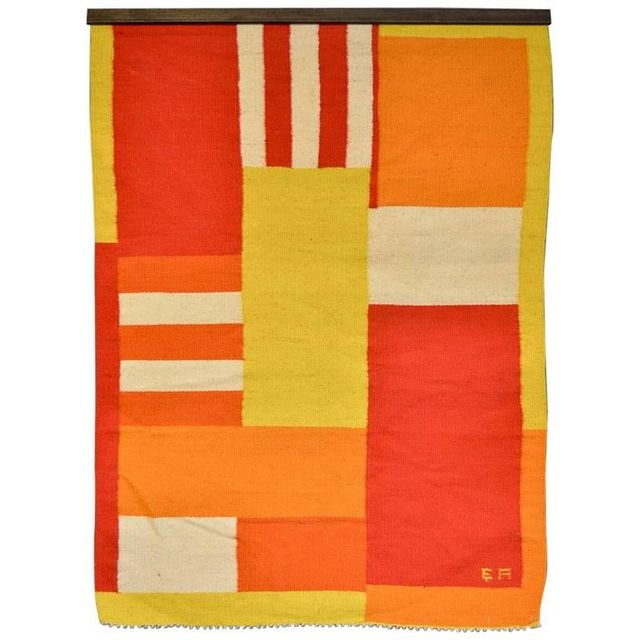 Evelyn Ackerman 'Composition' Tapestry, circa 1969
