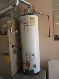 Kelowna Water Heater Hot Tank Tankless