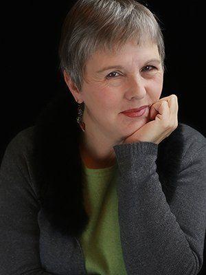 Portrait of Rose Kapp, owner of RoseKapp.com