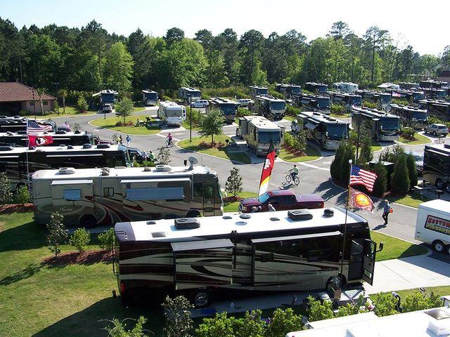 Coastal Georgia RV Resort | Brunswick, GA