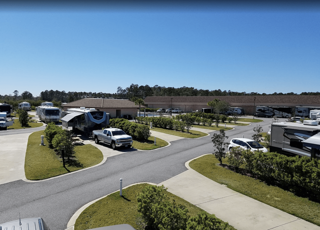 Coastal Georgia Rv Resort Brunswick Ga