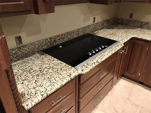 EE Granite LLC Odessa TX Services - Bathroom remodel midland tx